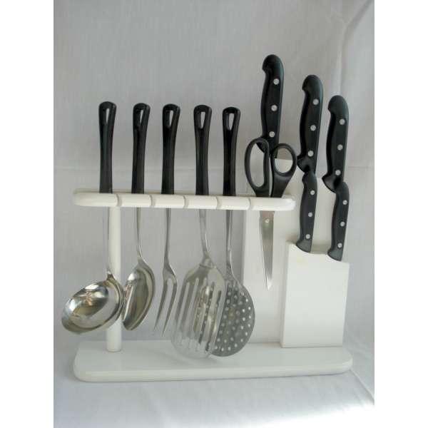 Juego de utensilios cocina arcos serie maitre 11 piezas for Utensilios cocina acero inoxidable