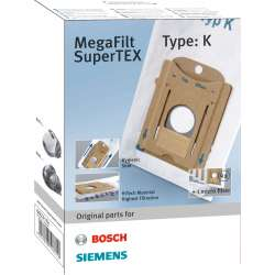 Bolsas de aspiradora Bosch - Siemens tipo K