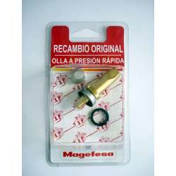 Recambio Magefesa olla rapida original cono, husillo, cazoleta, rozamiento, tuerca central