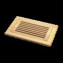 Metaltex tabla corte de pan rectangular ref. 563538