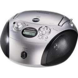 RADIO CD GRUNDIG RCD 1420 SILVER