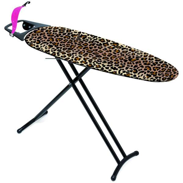 Tabla de planchar rayen leopardo - Tabla planchar rayen ...