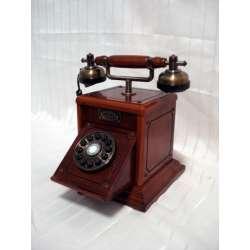 TELEFONO ANTIGUO MADERA