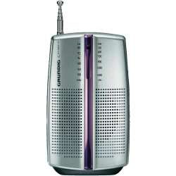 RADIO GRUNDIG CITY 31PORTATIL CROME