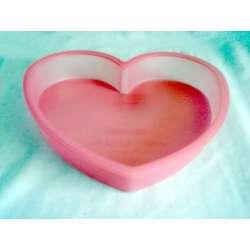 Molde silicona electrolux corazon