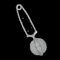 Metaltex filtro de té inox 253812