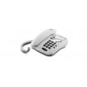 Teléfono Motorola CT1 corded blanco