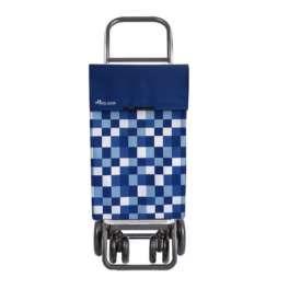 Carro de la compra Rolser Classic Dama 4.2 Tour Azul